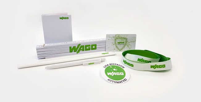 Wago gadgets and equipment prize